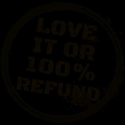 Full money back guarantee